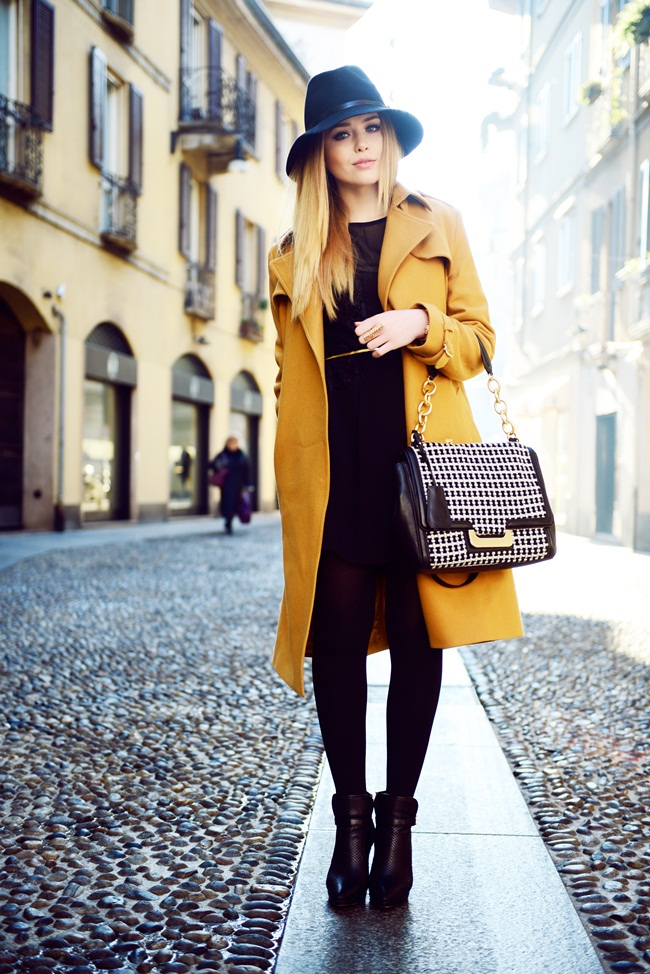 5.-mustard-colored-coat-with-black-outfit