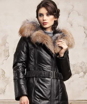 Такие модели как стильные кожаные куртки женские 2018 года примечательны  своим необычным дизайном, они выполняются в тенденции нового времени. 94d88de2f35